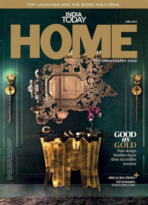 home decor magazines india top 100 interior design magazines to start collecting
