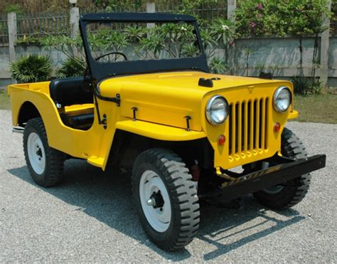 cj jeep yellow darren lockie willys cj 3b jeep yellow car yellow cars