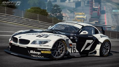 Team Need For Speed Bmw Z4 Gt3