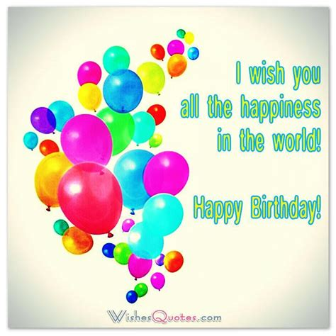 Happy Birthday Greeting Cards By WishesQuotes