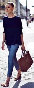 Tenue Femme Pour Bapteme : best 25 casual chic ideas on pinterest ~ Melissatoandfro.com Idées de Décoration