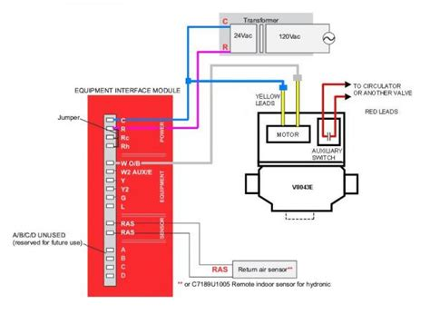 Help With Wiring Honeywell Thmr
