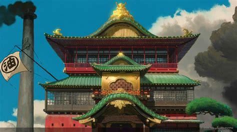 LOOK: Background Art from Studio Ghibli?s ?Spirited Away