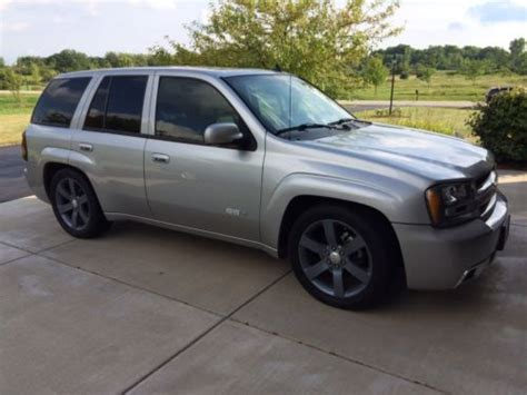 Buy Used 2008 Chevrolet Trailblazer Ss Excellent Condition