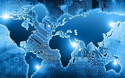 Technology Map Internet Tecnologia Desktop Technological Network