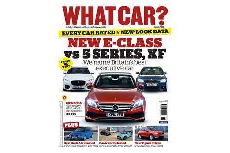 New What Car? magazine on sale now   What Car?