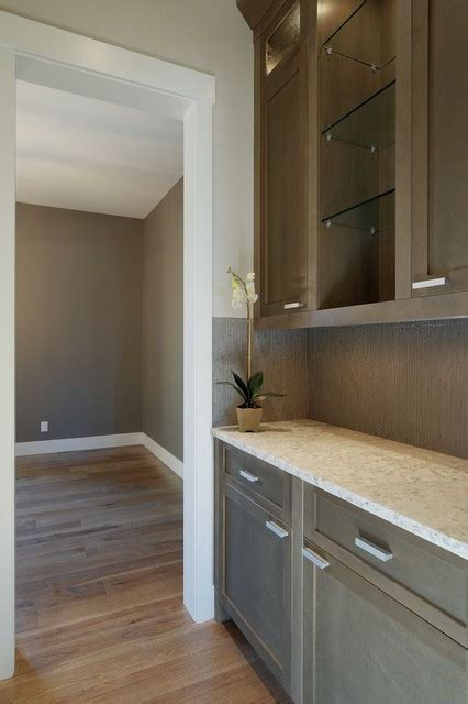 grey stained kitchen contemporary kitchen calgary