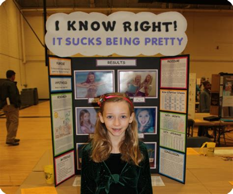 funny science fair projects  win