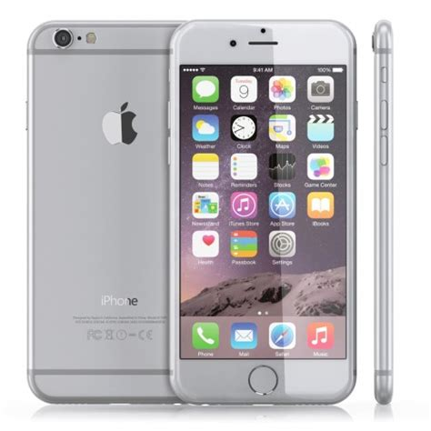 apple iphone 6 128gb mashael al asemah apple iphone 6 128gb silver