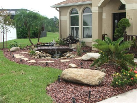 landscaping with rocks natural large rocks for landscaping homesfeed