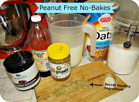 Peanut Free No Bake Cookies Foodie Friday Home Maid Simple
