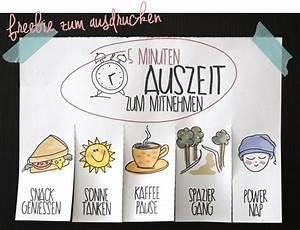 Salatbox Zum Mitnehmen : freebie 5 minuten auszeit zum mitnehmen nimm dir was du ~ A.2002-acura-tl-radio.info Haus und Dekorationen