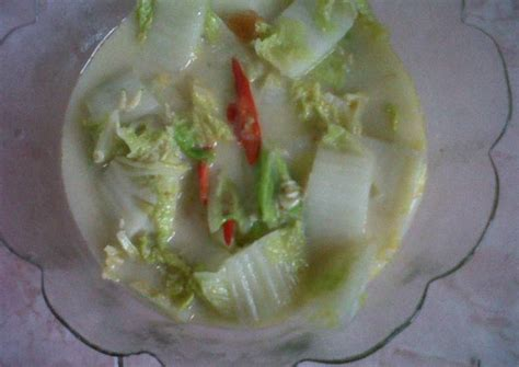 Supaya gizinya gak hilang, menumis menjadi salah satu cara memasak yang paling aman. Resep Tumis sawi putih dengan santan oleh Risa Pratiwi ...