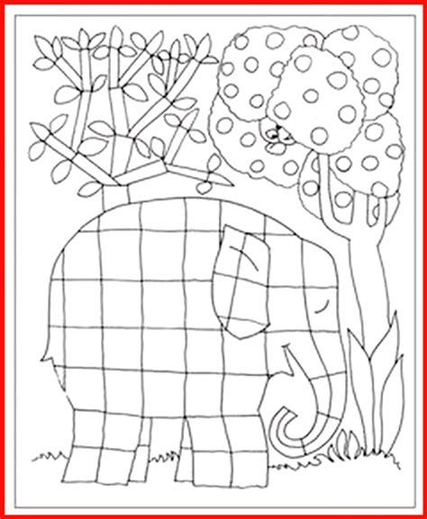 Gallery Of Elmar Der Elefant Elmer Der Elefant