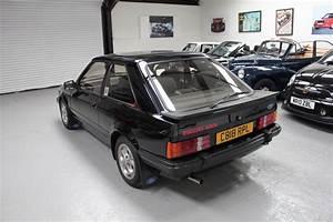 1985 Ford Escort Xr3i - Sold