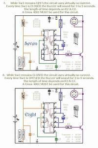 How To Build A Dozen Small Cmos Alarm Circuits