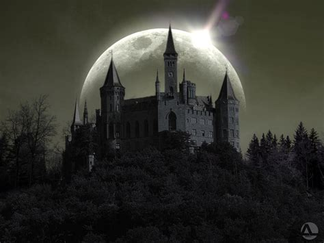 Dark Castle Backgrounds (47 Wallpapers)  Hd Wallpapers