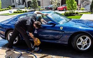 Laver Sa Voiture Chez Soi : comment bien laver sa voiture guide auto ~ Gottalentnigeria.com Avis de Voitures