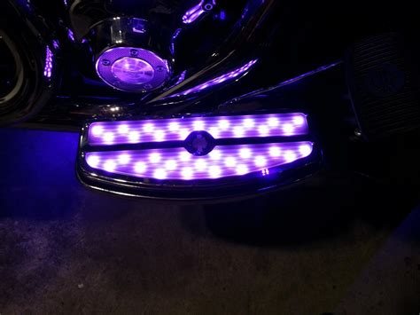 Led Lights And Footboards