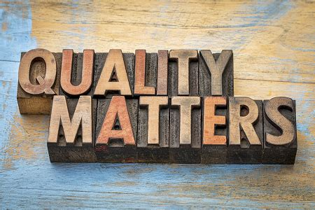 Does Quality Even Matter 10 Things Quality Departments ...