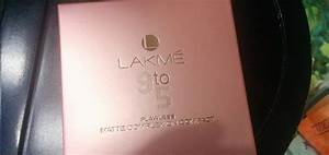 Lakme 9 to 5 Flawless Matte Complexion Compact Reviews ...