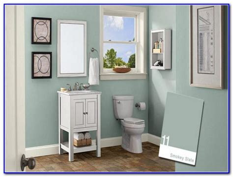 best colors for small bathrooms without windows painting