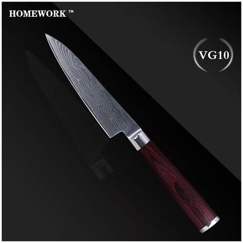kitchen knives sale sale vg10 damascus knives 5 inch pizza knife kitchen