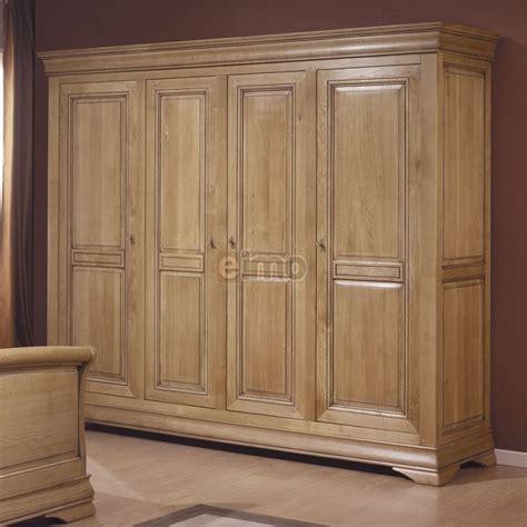 armoire de chambre armoire de chambre en chene