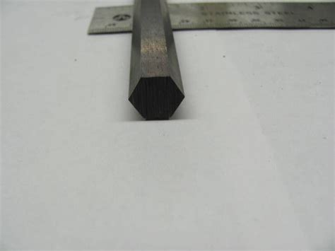 carbon graphite edm hexagon bar stock