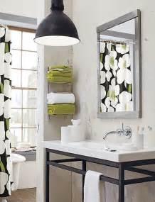 bathroom towel rack ideas cool bathroom storage ideas