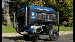 Powerhorse Portable Generator