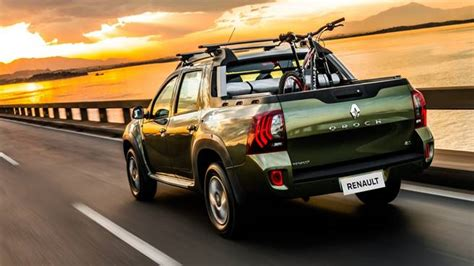 Renault Oroch 2019 by Duster Oroch 2019 Pre 231 Os O Que Mudou Ficha T 233 Cnica