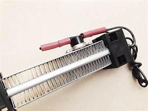 Ptc Ceramic Air Heater Electric 250w 110v Ac Dc Insulated