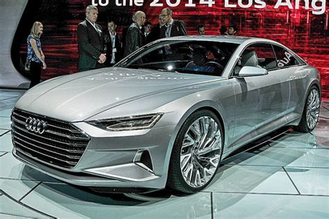 video audi  coupe concept autobildde