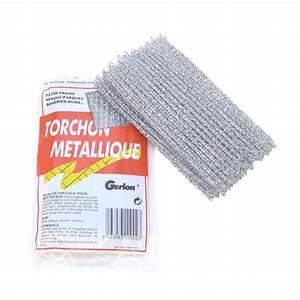 torchon metallique qualite pro a prix mini With paille de fer parquet