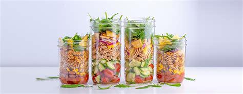 Kā pagatavot veselīgus salātus trim dienām? - MyFitness LV