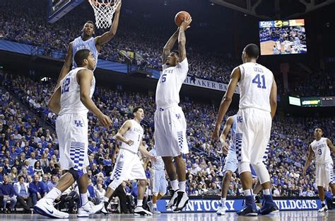 kentucky wildcats basketball formula  upset  changed