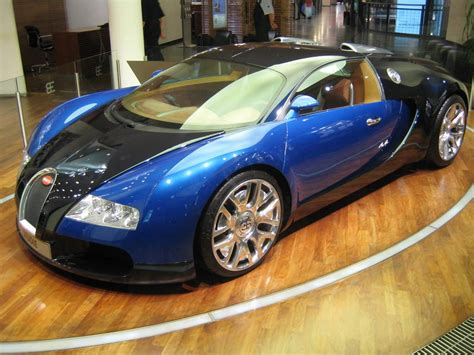 They're like no other rubber on the road. 2007 Bugatti Veyron 16.4 Base - Coupe 8.0L W16 Quad-turbo AWD Automated Manual