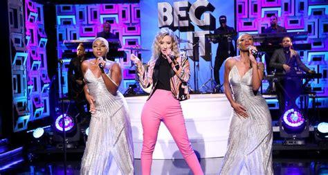 iggy azalea performs beg     tonight show