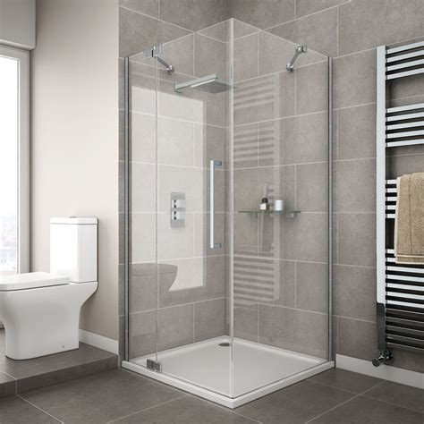 frameless shower door apollo frameless hinged door square enclosure l h opening