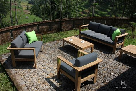 announcing newest outdoor teak furniture collections