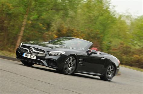400 Sl Mercedes by 2016 Mercedes Sl 400 Amg Line Review Autocar