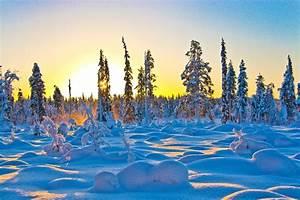 Winter wonderlands: The world's most magical frozen family ...