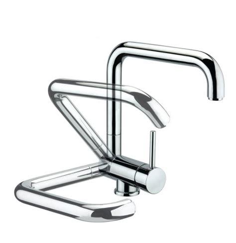 robinet de cuisine rabattable mobilier table mitigeur escamotable cuisine