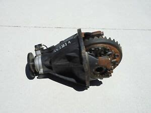 toyota  rearend axle differential  member center