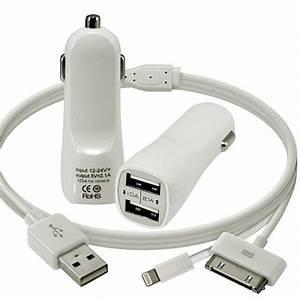 Chargeur Iphone 4 Carrefour : chargeur voiture iphone 5 ~ Dailycaller-alerts.com Idées de Décoration