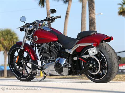 2013 Harley-davidson Breakout First Ride Photos