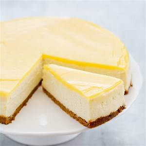 Lemon Cheesecake America39s Test Kitchen