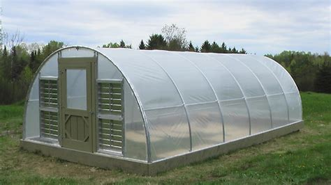 Build Your Own Nursery by 12x12 Greenhouse Kit