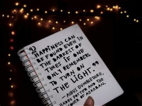 Dumbledore Light Quote by Harry Potter Dumbledore Inspirational Quotes Quotesgram